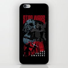 Kylo Ren iPhone & iPod Skin
