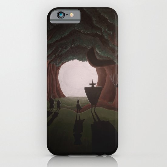Tunnel in the end of the light. iPhone & iPod Case