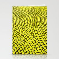 Yellow Brick Road  Stationery Cards