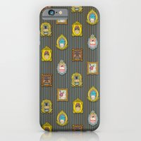 iPhone & iPod Case featuring Classy Muffins Pattern by nzall