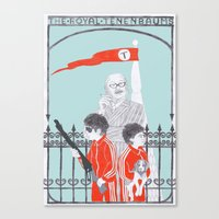 Me and Julio Down By The Schoolyard Canvas Print