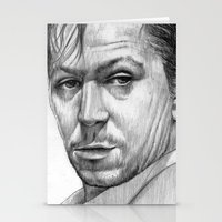 Stansfield (Gary Oldman) Stationery Cards