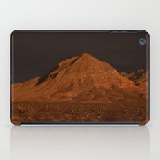Desert Alpenglow iPad Case