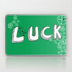 luck. Laptop & iPad Skin