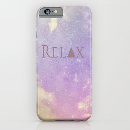 Relax iPhone & iPod Case