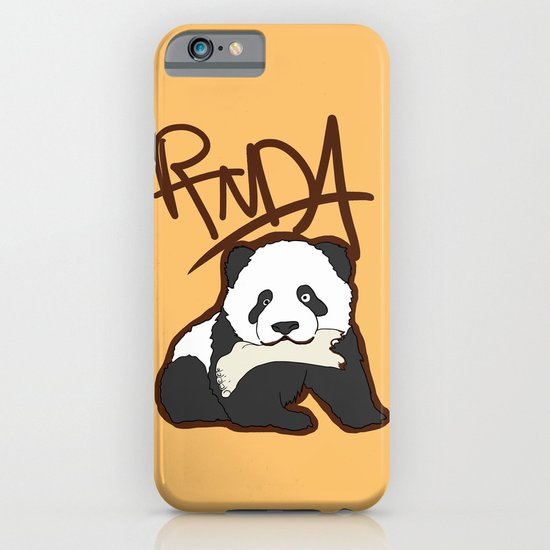 Panda iPhone & iPod Case