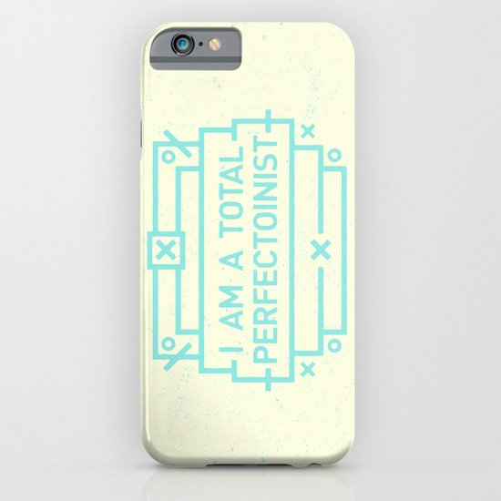Perfectoinist iPhone & iPod Case