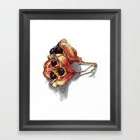 Ackee Framed Art Print