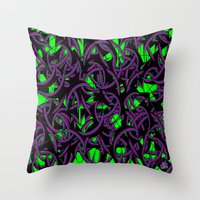 The Oracle Too Throw Pillow