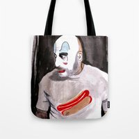 Come On Down To Captain Spaulding's Museum Of Monsters And Mad-Men  Tote Bag