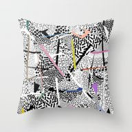 Graphic 83 Throw Pillow