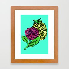 Azores, Portugal Framed Art Print