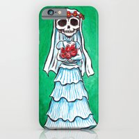 iPhone & iPod Case featuring La Novia by Shawn Dubin