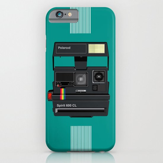 Polaroid II iPhone & iPod Case