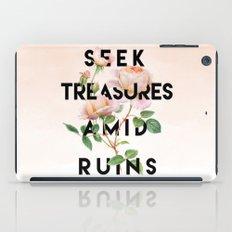 Seek Treasure  iPad Case
