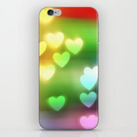 Love in Motion iPhone & iPod Skin
