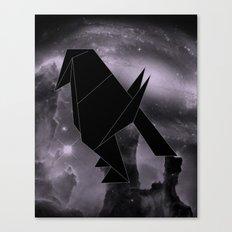 Origami Constellation Canvas Print