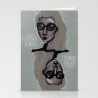 Shades With A Glow Stationery Cards