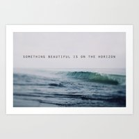 Something Beautiful Art Print