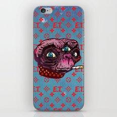 ET Mofo iPhone & iPod Skin