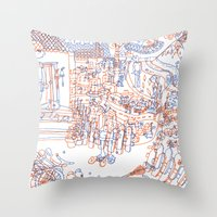 Luka And The Fire Of Lif… Throw Pillow