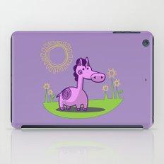 L. Horse iPad Case