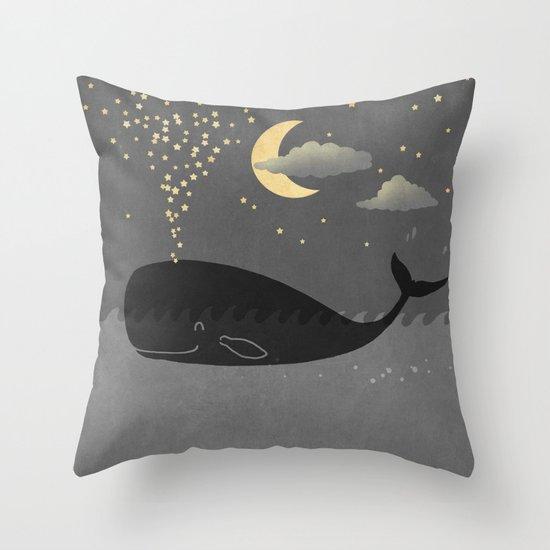 Starmaker Throw Pillow