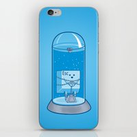 The Great Escape Artist iPhone & iPod Skin