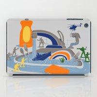 Sink Sank Sunk iPad Case
