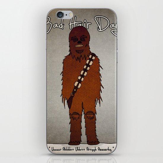 bad hair day no:3 / Chewbacca  iPhone & iPod Skin