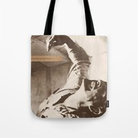 Unemcumbered Tote Bag