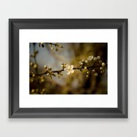 they are coming Framed Art Print