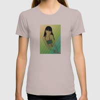 question Womens Fitted Tee Cinder SMALL