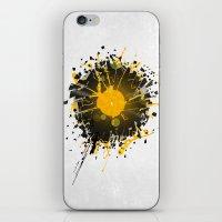 Don't Destroy The Vinyl iPhone & iPod Skin
