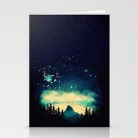 Stellanti Nocte Stationery Cards