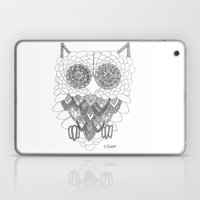 Angelina Bowen Fine Art Print- Owl Laptop & iPad Skin