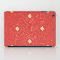 SOUND! Circle Square Pat… iPad Case