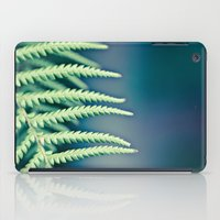 Into The Forest iPad Case