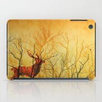 Deep In The Forest iPad Case