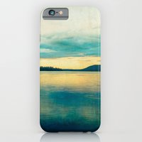 iPhone & iPod Case featuring evening by Bonnie Martin
