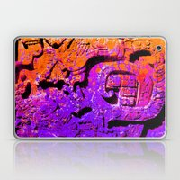 forgotten Purple Laptop & iPad Skin