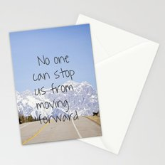 No one can... Stationery Cards