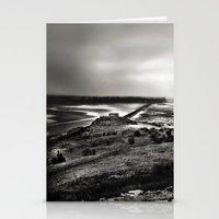 Cramond, Scotland Stationery Cards
