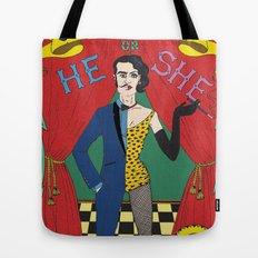 Julian/Julianne Tote Bag