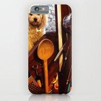 My dear Poodle iPhone 6 Slim Case