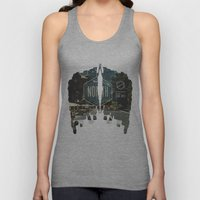666 miles north Unisex Tank Top