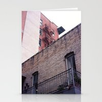Look Up, Big City Stationery Cards