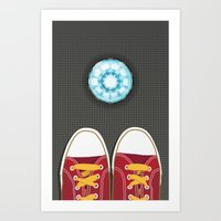 Casual Friday At Stark I… Art Print
