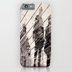 Rainy Day on the Promenade iPhone 6 Slim Case