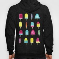 Yummy Popsicles Hoody